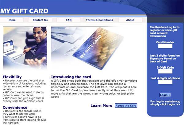 mygiftcardmanager
